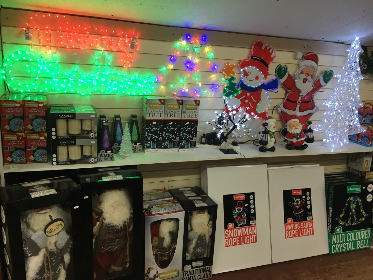 Christmas Shop Open! :: Gorse Hill Nursery
