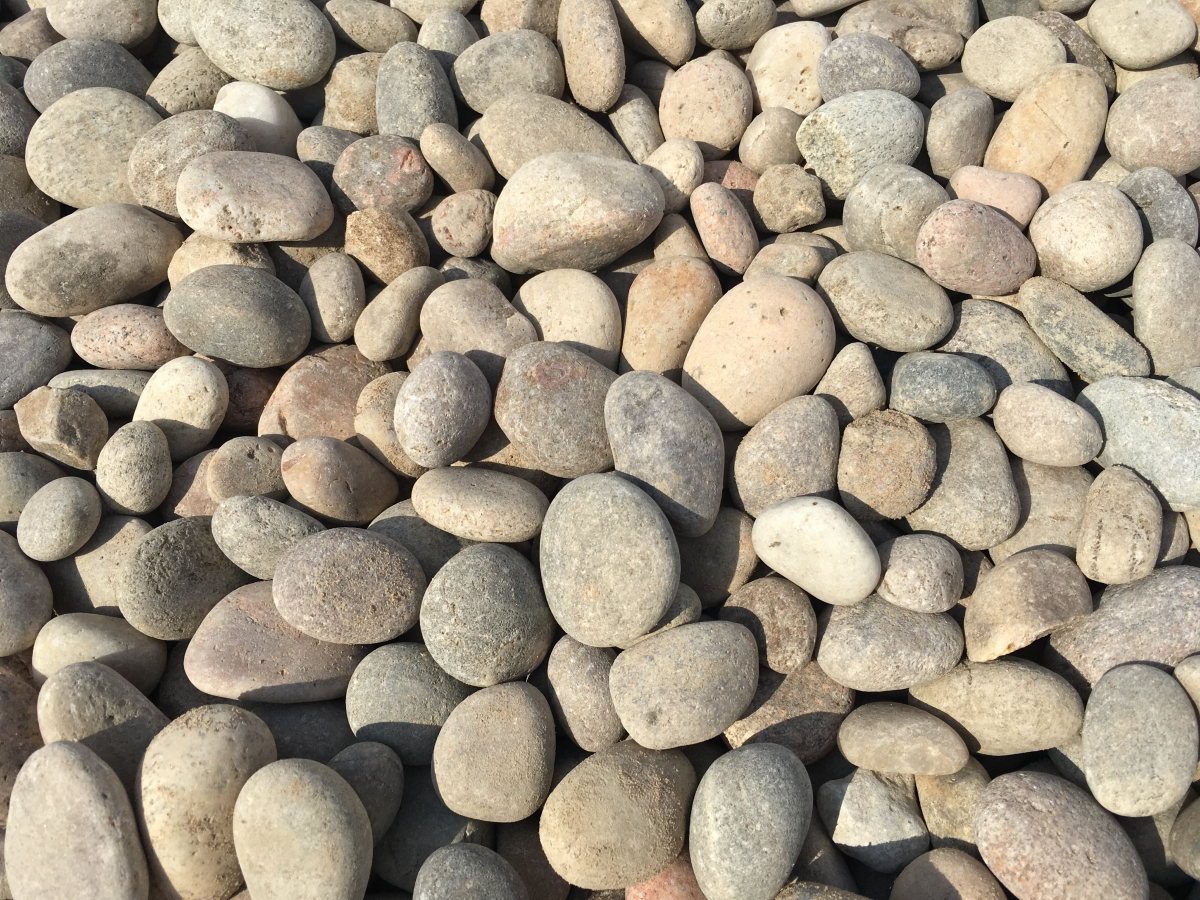20mm - 30mm Beach Pebbles